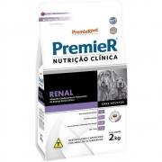 Ração Premier Pet Nutrição Clínica Renal 2 Kg