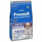 Ração Premier Pet Raças Específicas Shih Tzu Filhote 2,5 KG