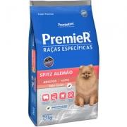 Ração Premier Pet Raças Específicas Spitz Alemão Adulto 1,0 KG