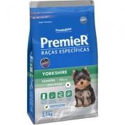 Ração Premier Pet Raças Específicas York Shire Filhote 2,5 KG
