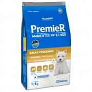 Ração Premier Pet Raças Pequenas 2,5 KG