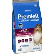 Ração Premier Pet Senior Porte Pequeno 2,5 Kg