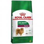 Ração Royal Canin Mini Indoor Senior 2,5 Kg