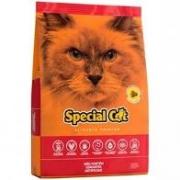 Ração Special Cat Carne Premium para Gatos Adultos 10Kg