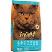 Ração Special Cat Peixe Premium para Gatos Adultos 10Kg