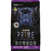 Ração Special Dog Prime para Cães Adultos Raças Pequenas 3 Kg
