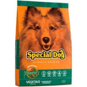 Ração Special Dog Vegetais 20 kg