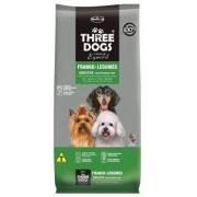 Ração Three Dogs Adulto Raças Pequenas E Mini 8 Kg