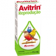 Suplemento Vitamínico Avitrin Reprodução - 15 ml