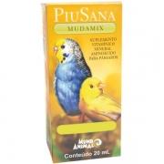 Suplemento Vitamínico PiuSana Mudamix - 20 ml