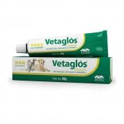 Vetaglos Pomada Anti-infecciosa, Epitelizante e Cicatrizante 20g