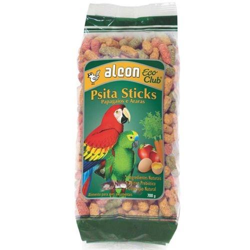 Alcon Psita Sticks para Papagaio e Araras 700 gr