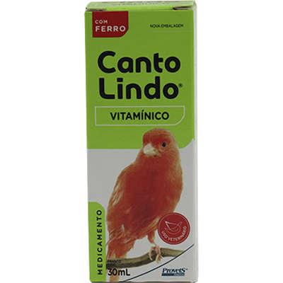 Canto lindo Vitaminico 30 ml