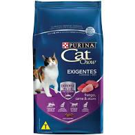 Cat Chow Exigentes 1 kg