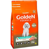 Golden Premier Frango para Cães Adultos Pequeno Porte 1KG