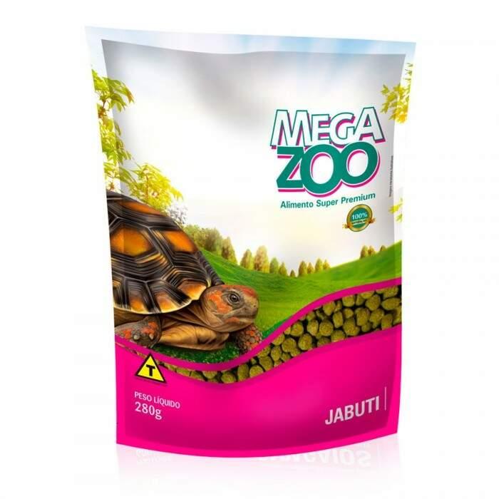 Megazoo Jabuti 280gr