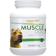 Muscle Dog 1 kg Organnact