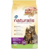 Naturalis para Gatos Castrados 20 kg