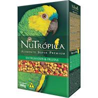 NuTrópica com Frutas para Papagaios 300 g