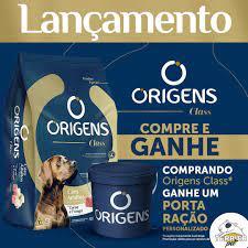 Ração Origens Class Cães Adultos Carne e Frango 15 Kg