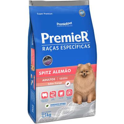 Ração Premier Pet Raças Específicas Spitz Alemão Filhote 1,0 KG