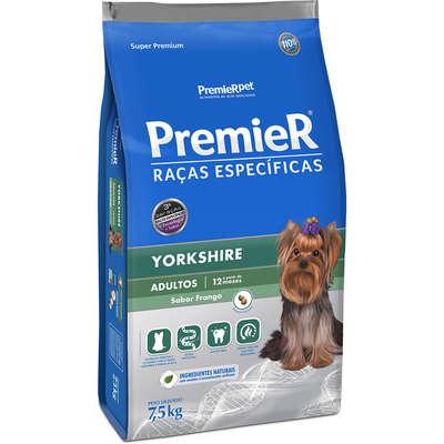 Ração Premier Pet Raças Específicas York Shire Adulto 1,0 KG