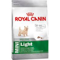 Ração Royal Canin Mini Light para Raças Pequenas com tendência a Obesidade 2,5 Kg
