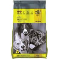 Ração Three Dogs Original Adulto Raças Medias e Grandes 15 kg