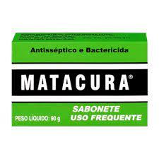 Sabonete Matacura Antisséptico 90g