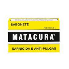 Sabonete Sarnicida Matacura 80g