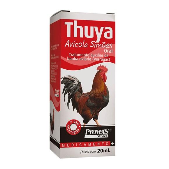 Thuya Avicola Simoes 20 ml