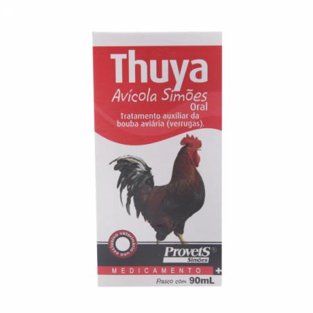 Thuya Avicola Simoes 90 ml