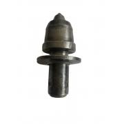 Bits para fresamento de asfalto, valetadeiras e recicladoras com haste de 20 mm e diâmetro de 34 mm referência RTR05
