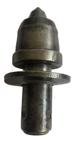 Bits para fresamento de asfalto e valetadeiras com haste de 20 mm e diâmetro de 34 mm referência RTR05
