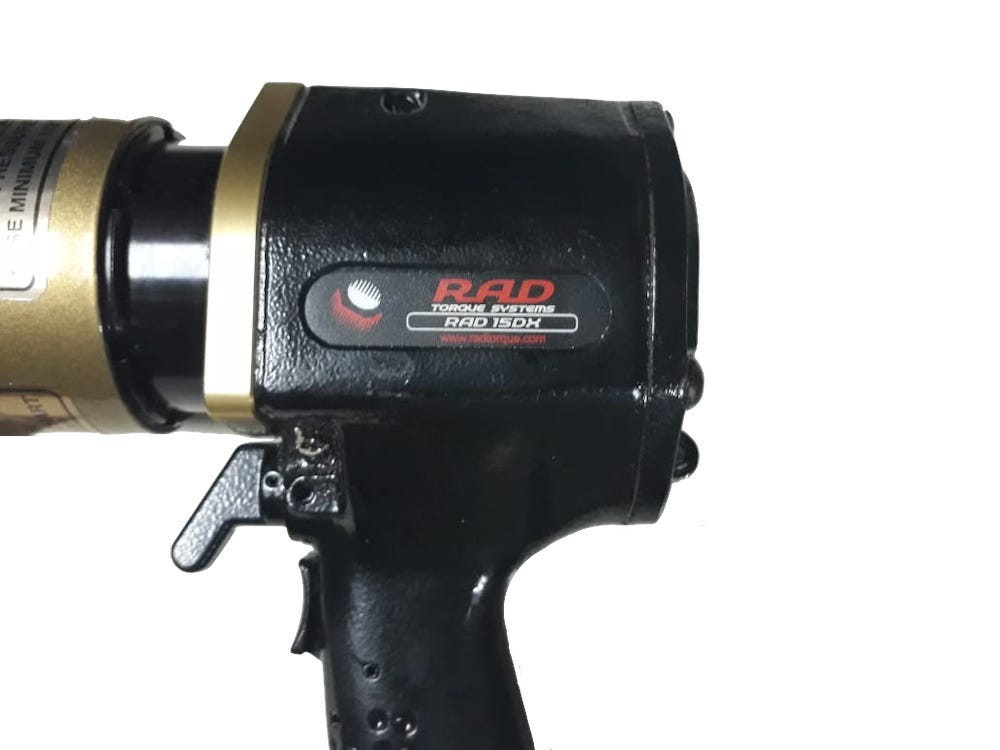 Chave Pneumática de Torque RAD 15DX