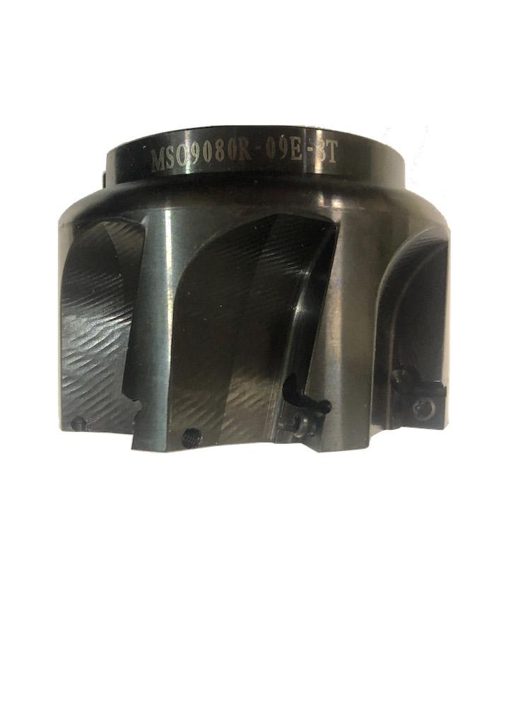 Fresa de facear intercambiável a 90º diâmetro de 80 mm Kyocera