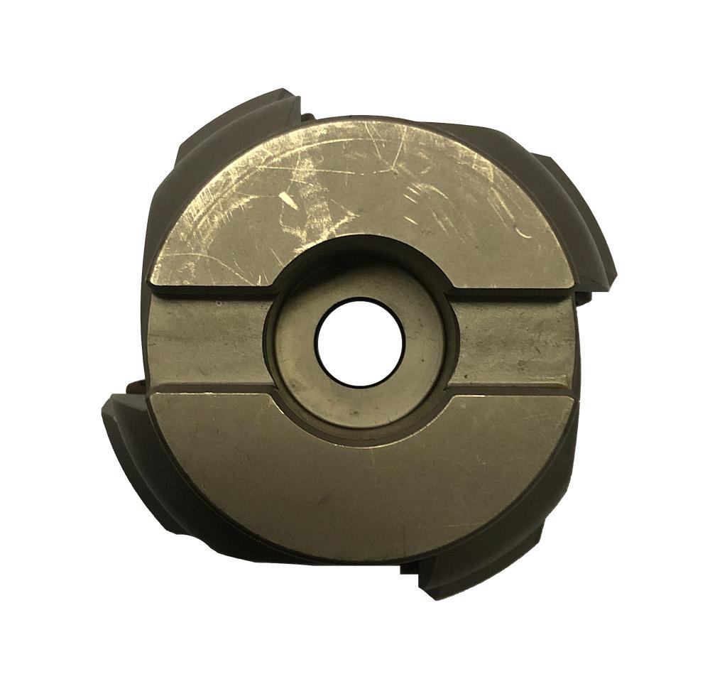Fresa de facear intercambiável a 45 graus de 63 mm Kyocera