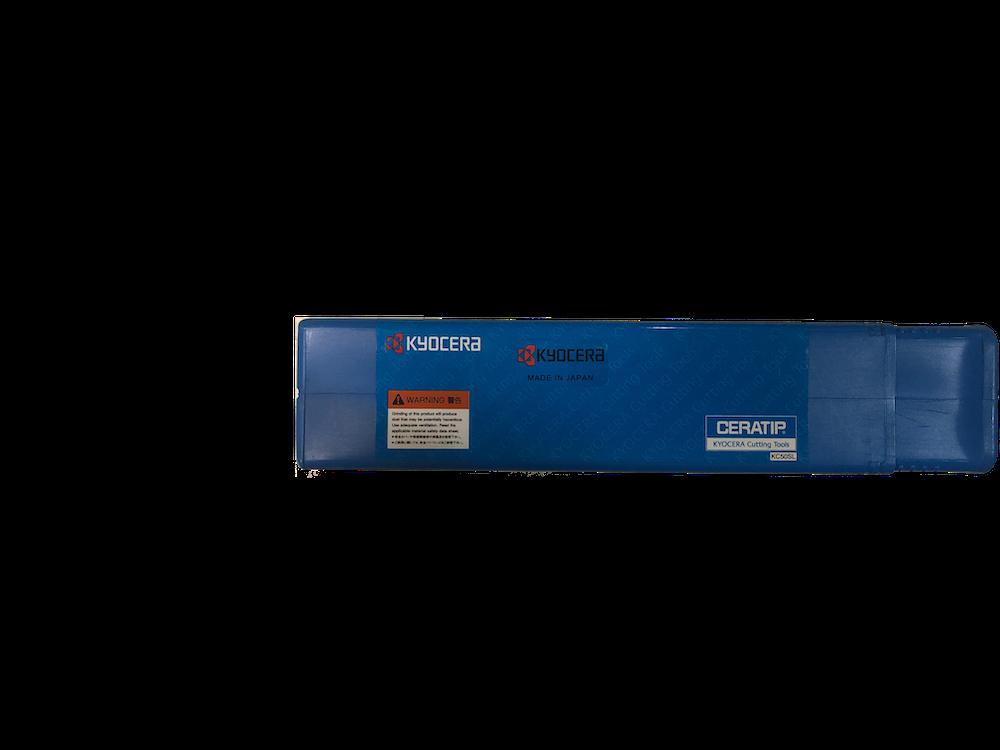 Fresa de topo intercambiável diâmetro 25,0 mm, H23 x 210 mm para pastilha BDMT11T3, Z=2, Kyocera MEC25-S23-210-11T