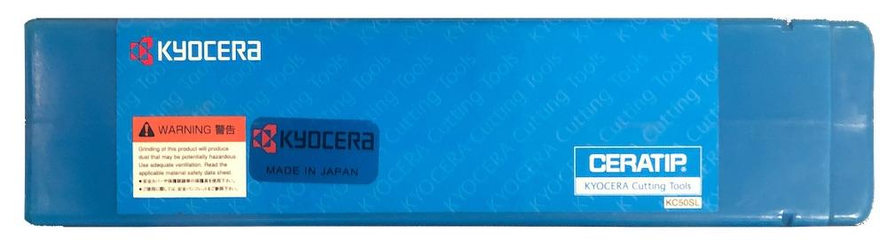 Fresa intercambiável de topo reto diâmetro de 10 mm haste cilíndrica de 16 mm, para pastilha BDMT1103, referência MEC10S1611 - Kyocera