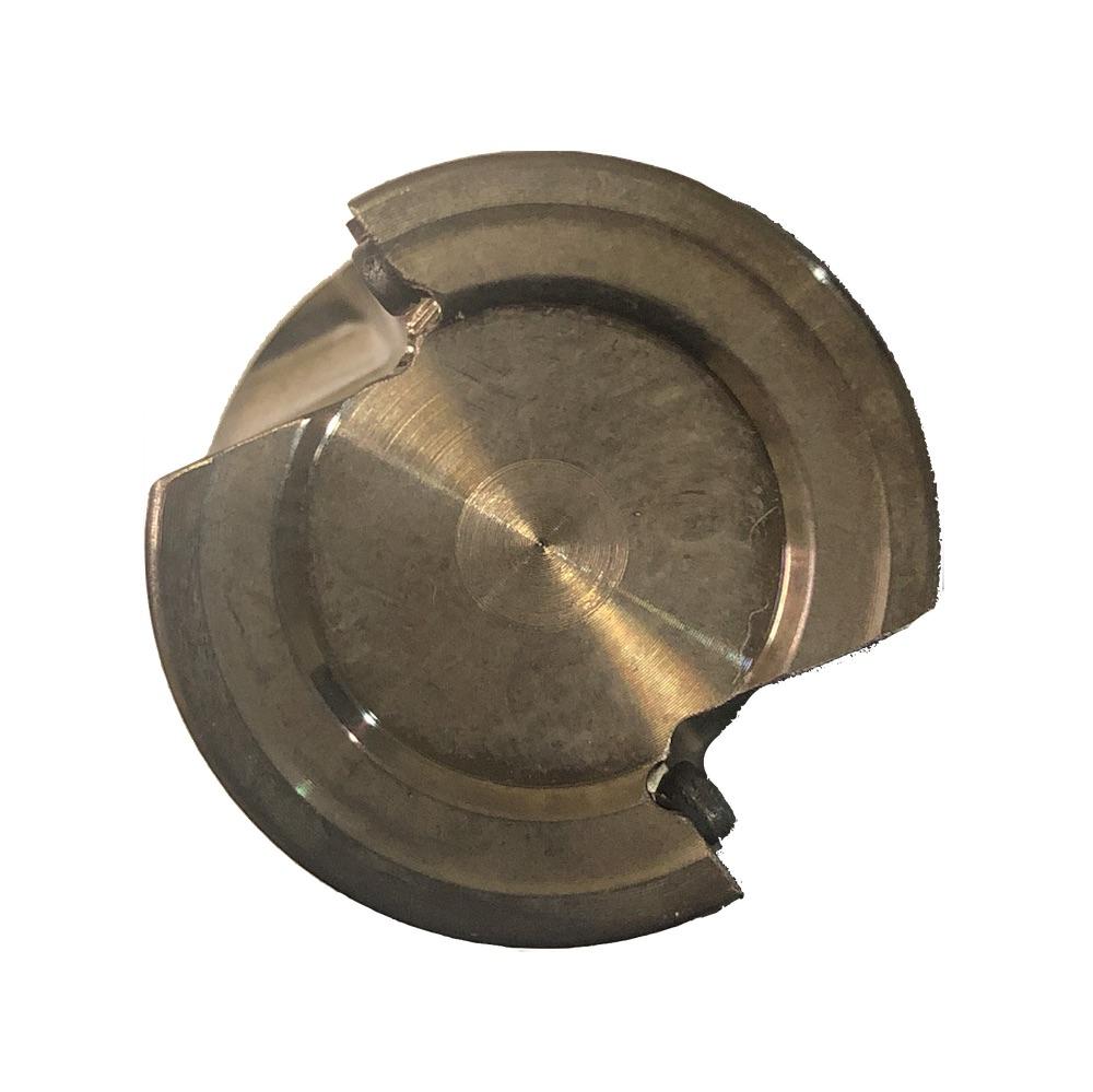 Fresa intercambiável de topo reto diâmetro de 32 mm haste cilíndrica de 30 mm extra longa, para pastilha BDMT11T3, referência MEC32S3025011T - Kyocera
