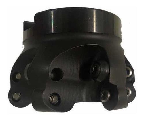 Fresa tórica diâmetro de 80 mm tipo cabeçote  para faceamento, cópia em relevo 3D e varredura para pastilha redonda RDPX1604