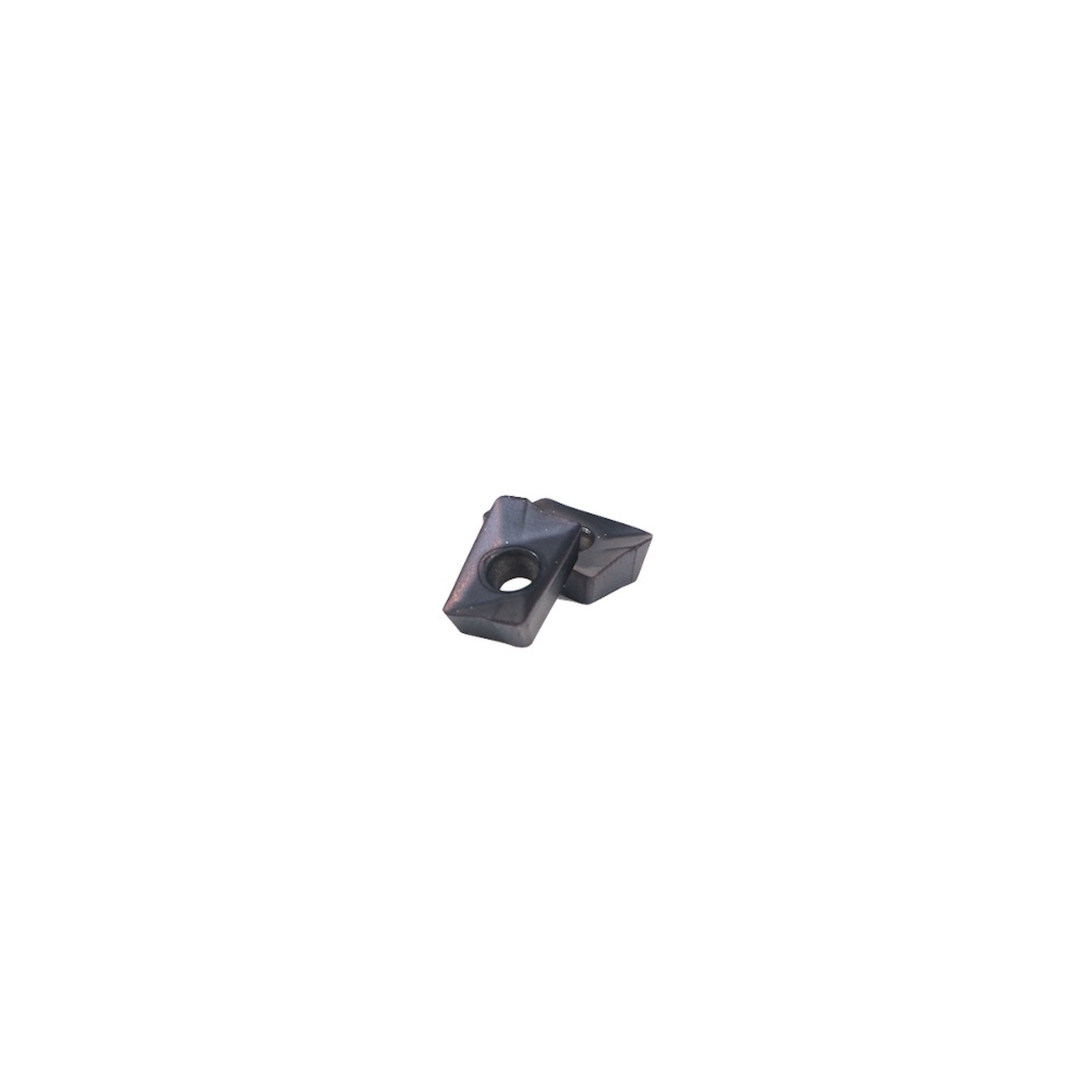 Pastilha de metal duro com revestimento APKT100308 PDTR CM UN300 para fresa intercambiável referência Unik7