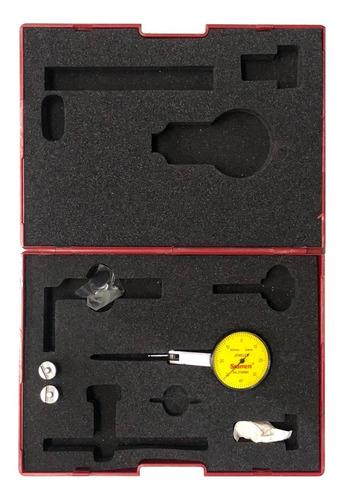 Relógio apalpador faixa de medição de 0-4,0 mm / 0,01 mm de resolução referência 3709 Starrett