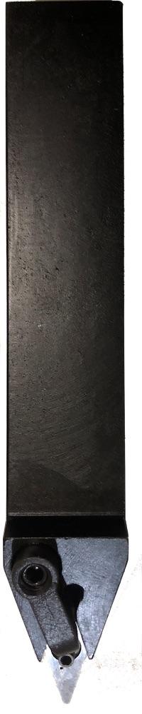 Suporte de torneamento conforme código ISO - MVVNN2525M16 quadrado de 25 mm