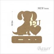 Cachorro com Base 10cm