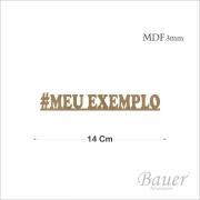 #MEU EXEMPLO 14 CM