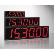 Cronômetro Digital Progressivo e Regressivos de 6 Dígitos CPR-3M / 40 Mts - Visibilidade