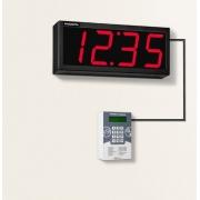 Cronômetro Digital Regressivo 4 Dígitos CR-1 / RDI-3M (display remoto para 40 metros