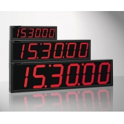 Cronômetro Digital Regressivo e Regressivos de 6 Dígitos CPR-3G- 60 Mts - Visibilidade