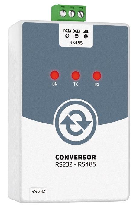 Conversores seriais / Conversor RS232  RS485